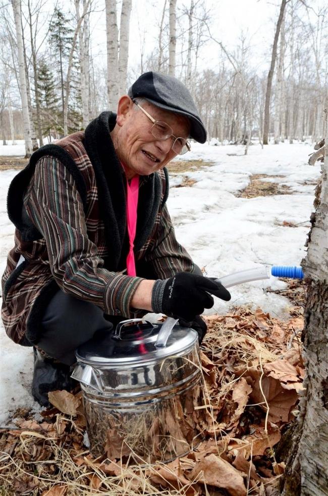 米山さんの死を惜しむ声 大樹で農村観光推進