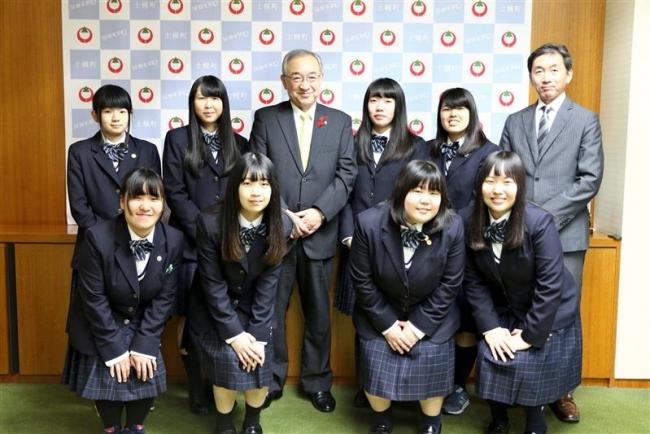 士幌高校生が全国大会へ抱負