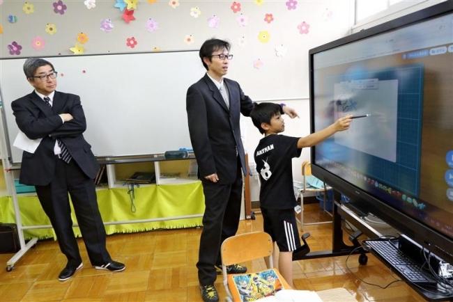 町内小学校で初のプログラミング授業 士幌