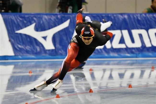 山田激戦制す、高木美2冠 全日本距離別スケート