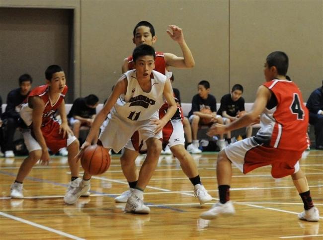帯南町男子、帯翔陽女子優勝 全十勝秋季バスケ