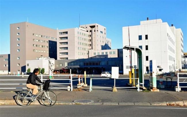 旧厚生病院 本来の役割を終え、もうすぐお別れ