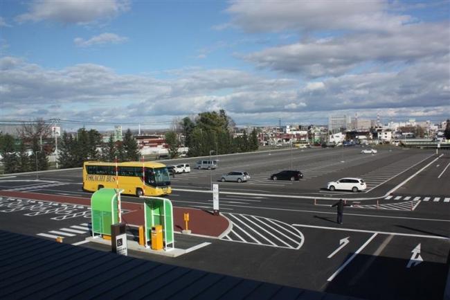 帯広方面と西帯広方面で車両入場に違い 新厚生病院アクセス