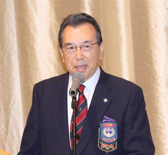 十勝地区空手道連盟50周年記念式典さらなる発展誓う
