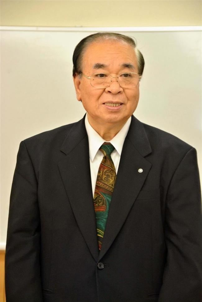 「若い人に」 吉田弘志鹿追町長が不出馬を表明