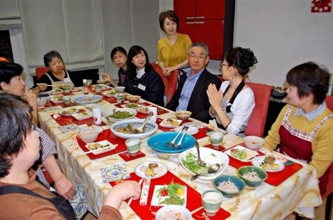 栄養豊富な黒千石大豆 栂安さんがレシピ紹介