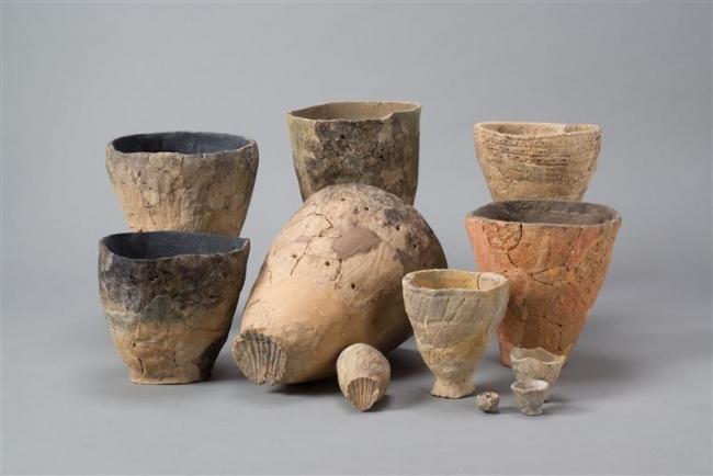 八千代A遺跡出土品 重要文化財に指定