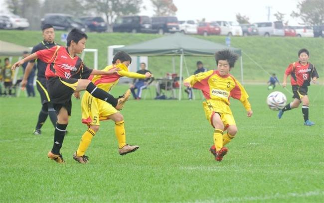 幕別札内FC連覇、8人制U―12サッカー十勝予選
