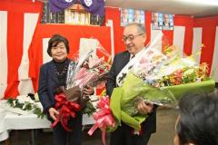 小林氏が第一声 無投票当選の公算大 士幌町長選 6