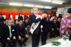 小林氏が第一声 無投票当選の公算大 士幌町長選 8