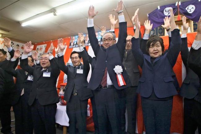 「農業を基点に振興」 士幌町長選、無投票で小林氏が6選