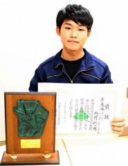 全道高校将棋新人大会で柏葉高の北村さんが全国へ