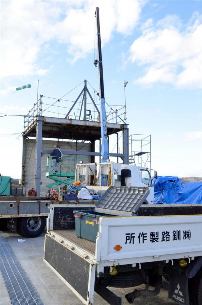 釧路製作所がISTに協力 実験用装置を製作