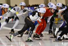 高木菜那マス五輪再現のV 羽賀500メートル2位スケートW杯