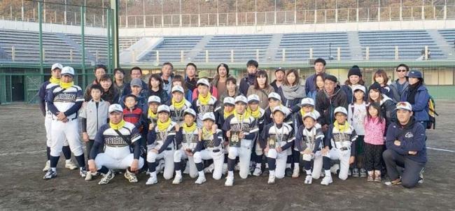 帯広選抜3位 北海道学童軟式野球都市対抗戦