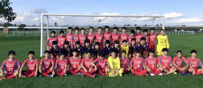 幕別札内道東V、帯広FCは道東へ昇格 U15サッカーカブスL