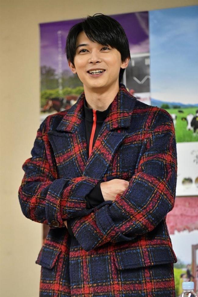 十勝の魅力 伝えたい 俳優吉沢亮さん 「なつぞら」出演