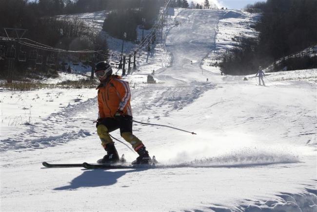 合宿、競技選手向けにオープン 上士幌・ぬかびらスキー場