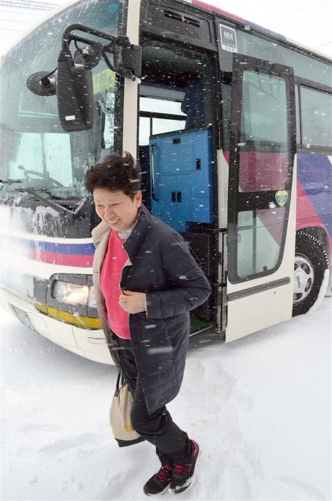 南十勝から帯広方面へ快速バスで 学識者が運行実験