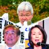 高橋知事~引退の余波(下)「知事選『統一候補』目指す野党」