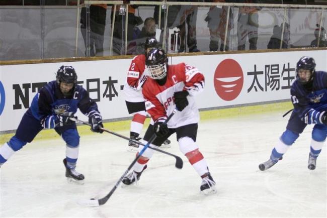 女子U18アイスホッケー世界選手権帯広で開幕 日本は初戦フィンランド戦