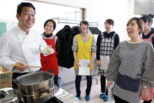JA大樹町女性部が料理講習会