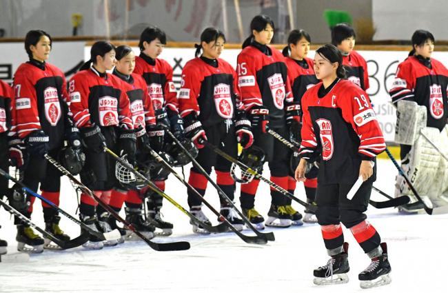 日本、スイスに敗れ決勝T逃す 女子U18アイホケ世界選手権