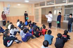 広尾 豊似小児童が新校舎で学校生活スタート