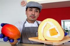 更別 お菓子のニシヤマでマンゴーロール