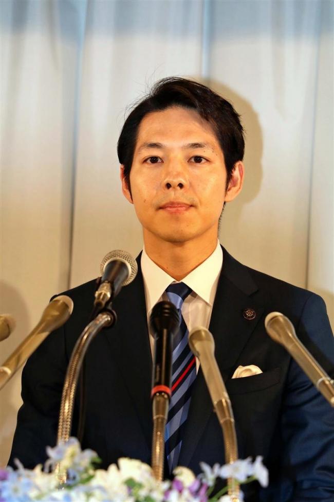 「課題解決の最先端自治体に」 鈴木夕張市長が知事選出馬表明