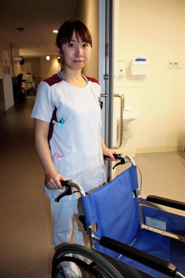 チーム医療を担う(1)「看護師 患者の大切に寄り添う」