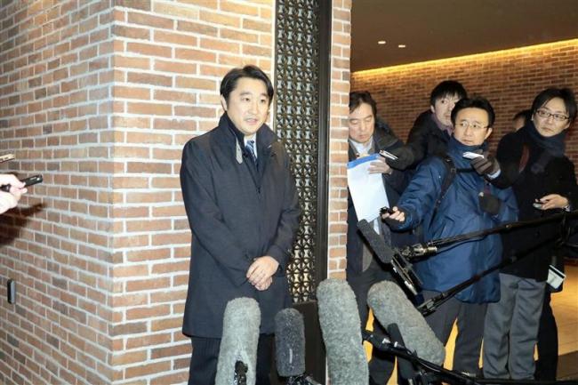 「出馬要請あれば前向きに」 道知事選の擁立決定を受け石川氏