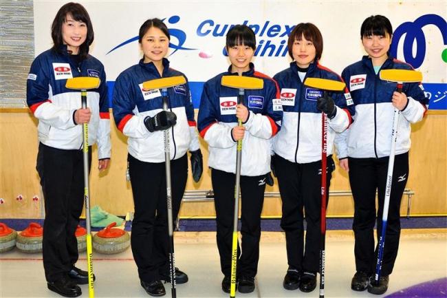 日本カーリング選手権女子にCP帯広出場 強豪に挑戦