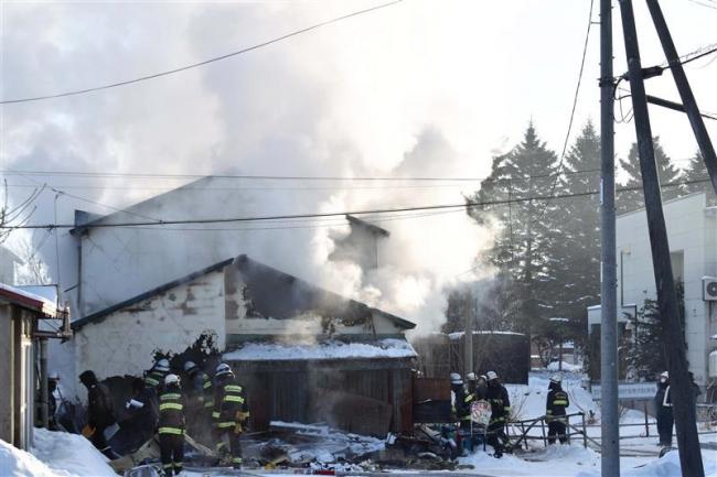 十勝でも火災多発の傾向 一歩踏み込んだ火の用心を 住宅火災に注意