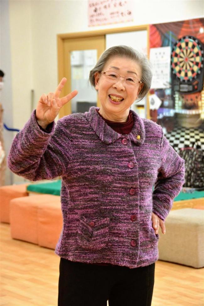 「今も青春の1ページ」 来週NZでダンス修行する小川さん