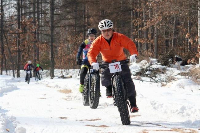 加藤ソロで準優勝、中札内ウインターサイクル耐寒2時間レース