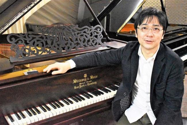 舞台の裏側「ピアノ調律師 杉浦勝之さん(下)」
