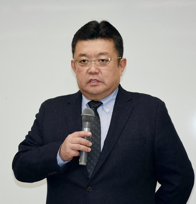 宮坂会長再任、新理事長に川崎氏 十勝陸上競技協会総会