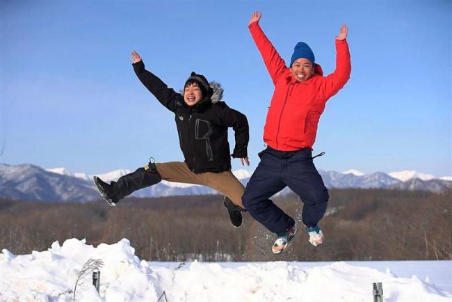 来冬にスノーアートイベント 地域おこし隊の梶山さん 中札内