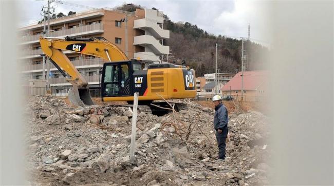 震災8年~被災地は今(上)「遺構失い風化懸念」