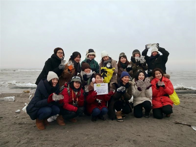 北海道観光応援 冬の十勝巡る 関東から「絶景」探しに 詩歩さんと「ツイート旅」