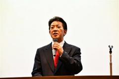 村田氏が総決起集会 道議選市区 3
