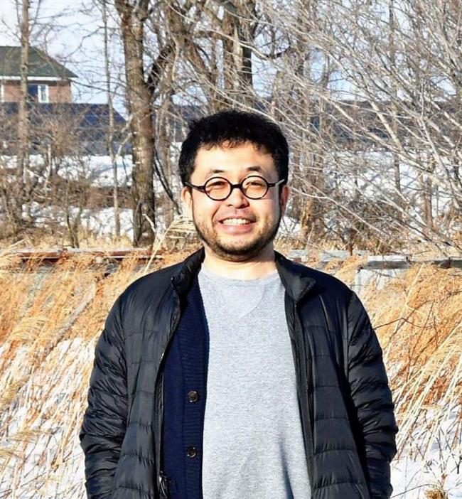 29日に漫画家横山裕二さんトークショー 特製カレー囲んで まちマイ緑園中編