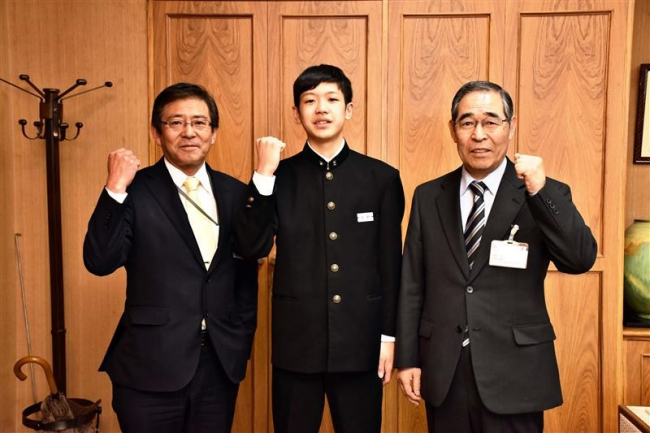 バスケ道選抜の浅野さん 全国大会に意気込み 上士幌