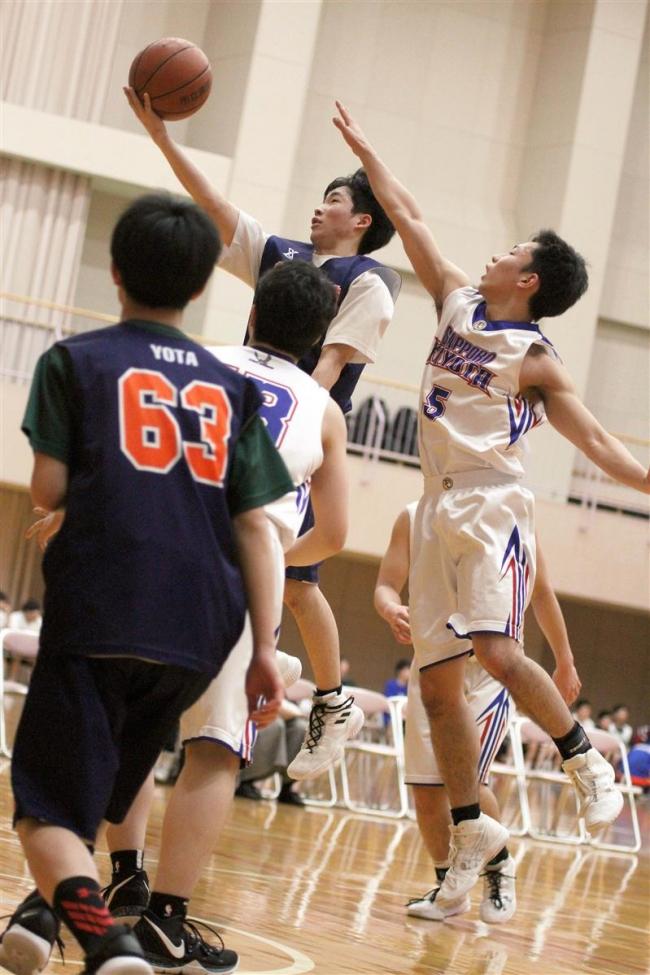 高校生バスケ大平原カップ男子開幕、15チーム練習の成果試す