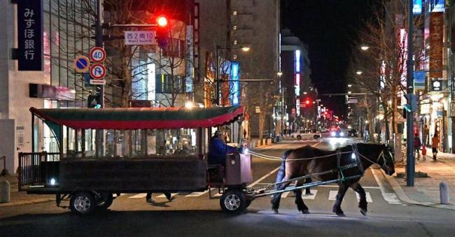 ヌプカ「馬車BAR」今月中旬にも運行へ 帯広