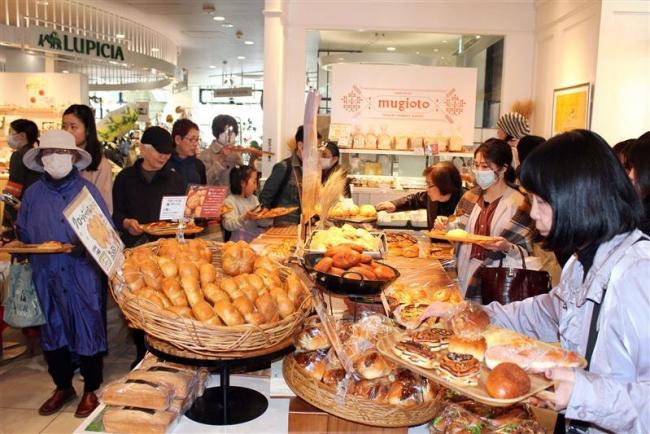 十勝の味知って 満寿屋商店の東京2号店が開店 「mugioto国立店」