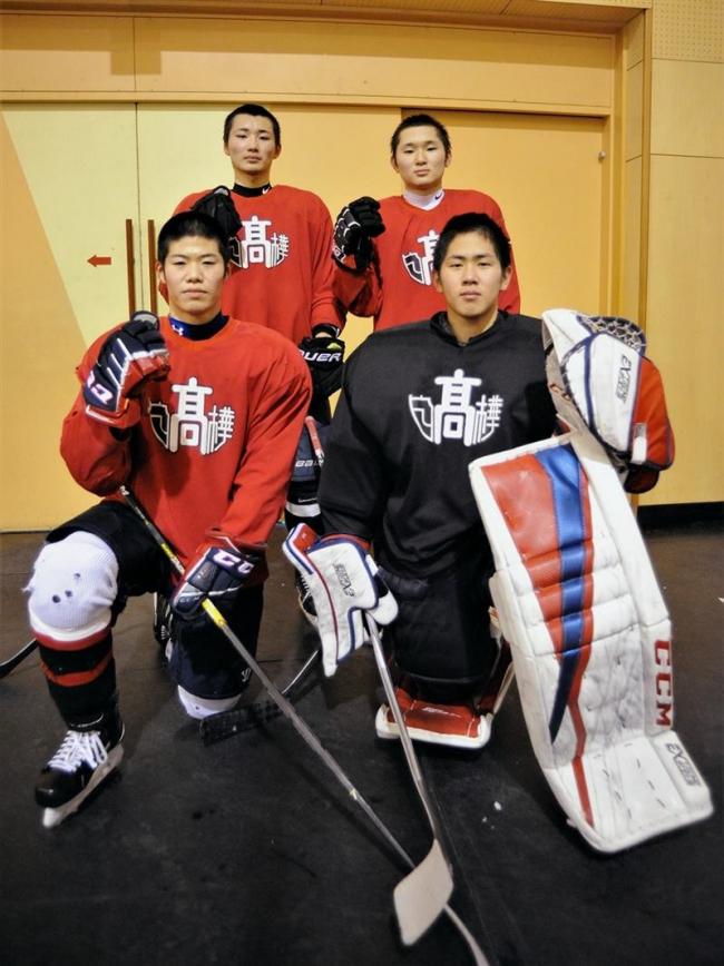 アイスホッケー男子U18日本代表に十勝の7選手選出、昇格に闘志