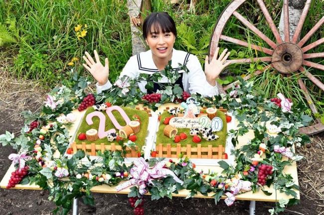 菓子に込めた生産者の思い理解を 広瀬さん誕生日ケーキ製作の織田さん なつぞら