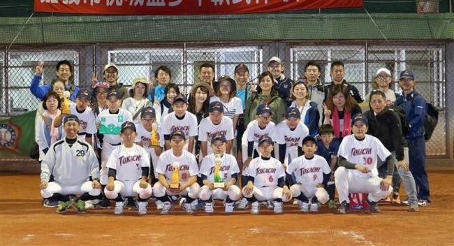 少年野球台湾遠征でALL TOKACHI3連覇 桃城盃交流大会